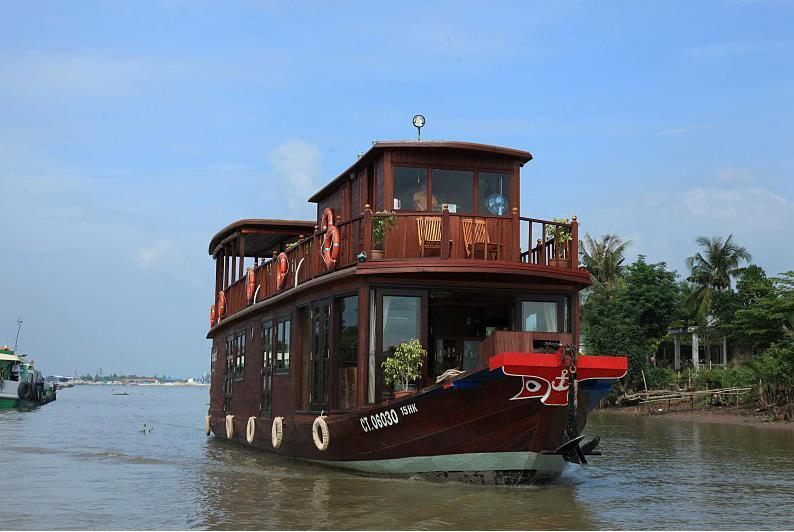 Dragon Eyes Cruses, Mekong River Cruises