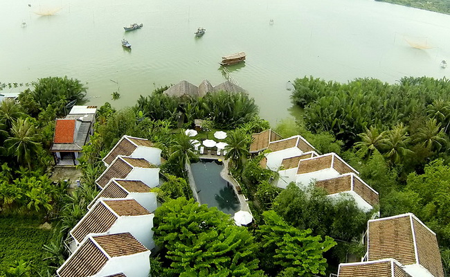 Coco River Resort Hoi An