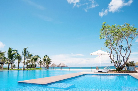 Swimming Pool at eden phu quoc resort