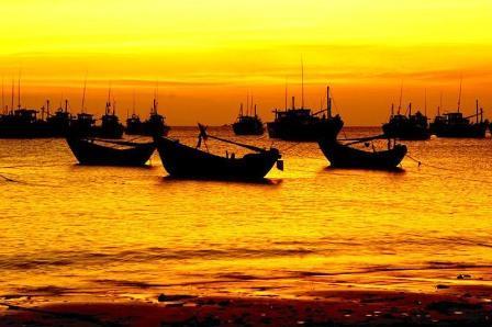Điểm du lịch Mũi Né - Phan Thiết