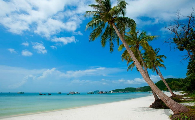 Phu Quoc Beach, Vietnam Beach holiday
