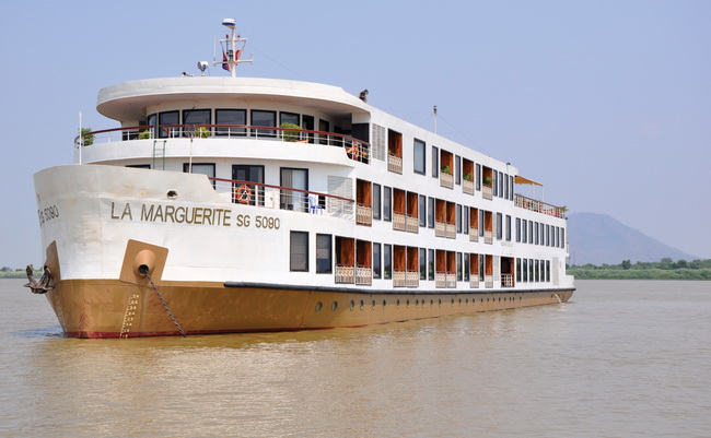 RV La Marguerite Cruise Mekong River
