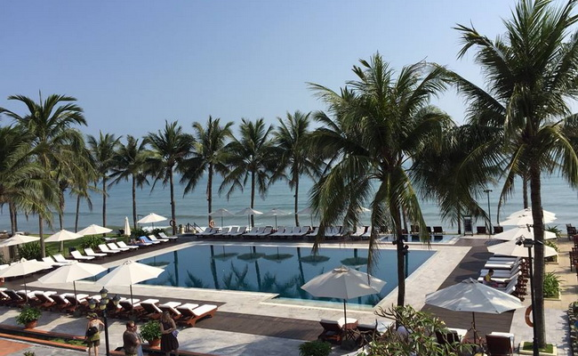 Victoria Hoi An Beach Resort Spa